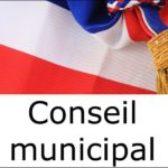 Compte-rendu du conseil municipal du 13 avril