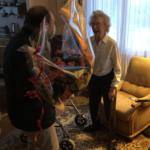 La doyenne d'Orry a 105 ans aujourd'hui !