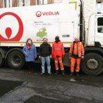 Les enseignements d'une tournée de collecte des déchets