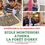 Une école Montessori ouvrira en septembre