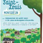 Fête Saint Louis à Montgrésin