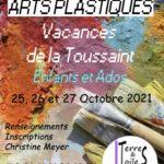 Stage Arts Plastiques